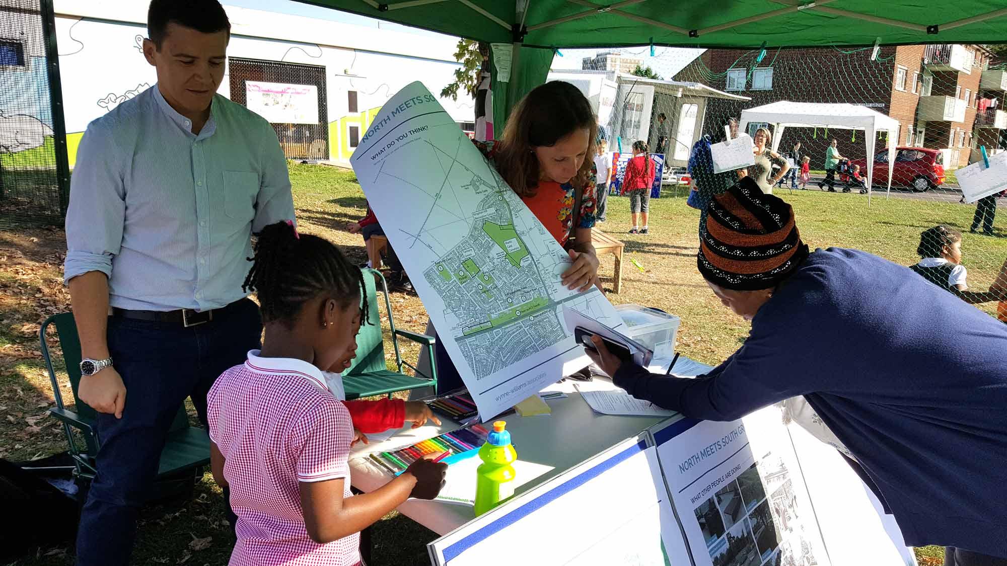 Public Consultation for Big Local scheme