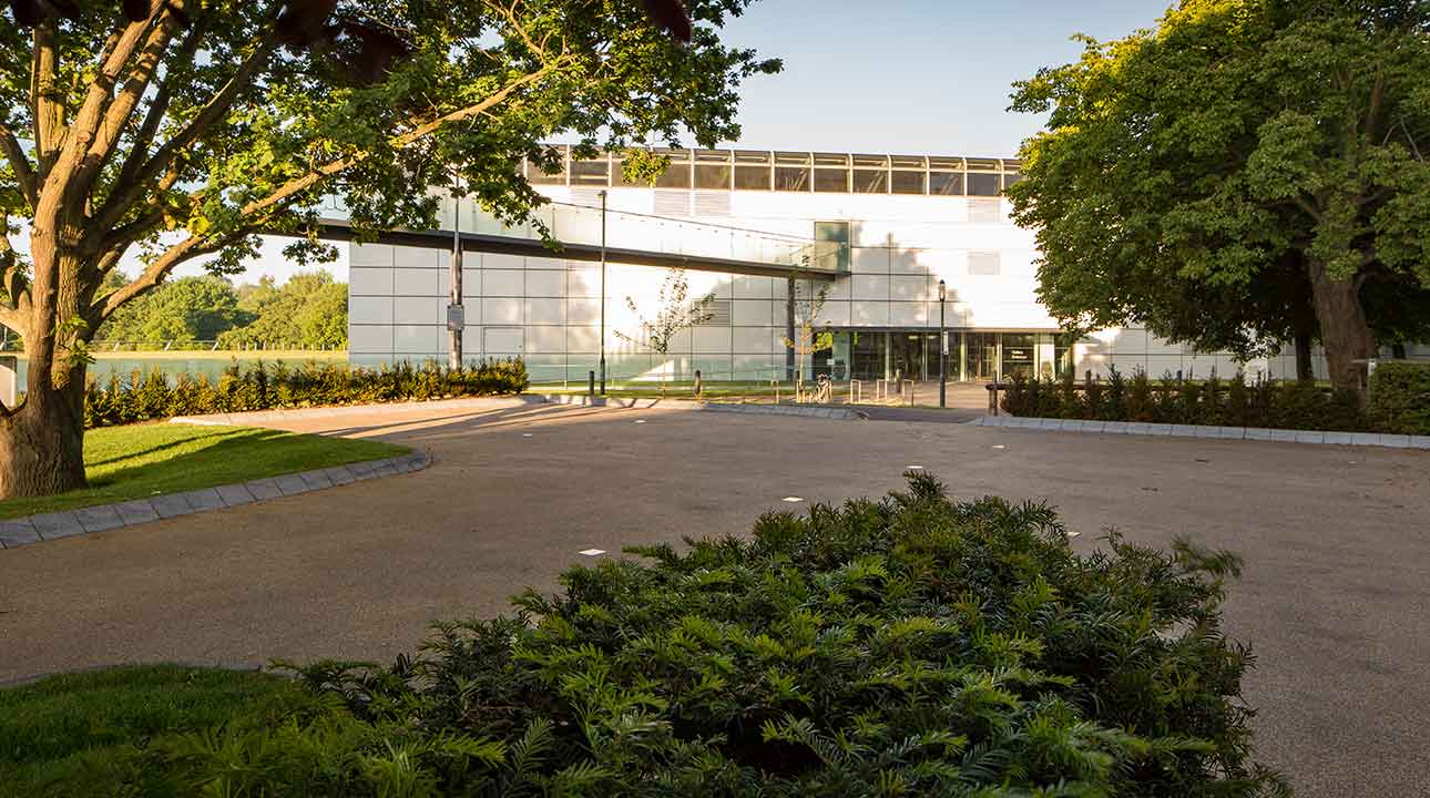 Sainsbury Centre Car Park Works