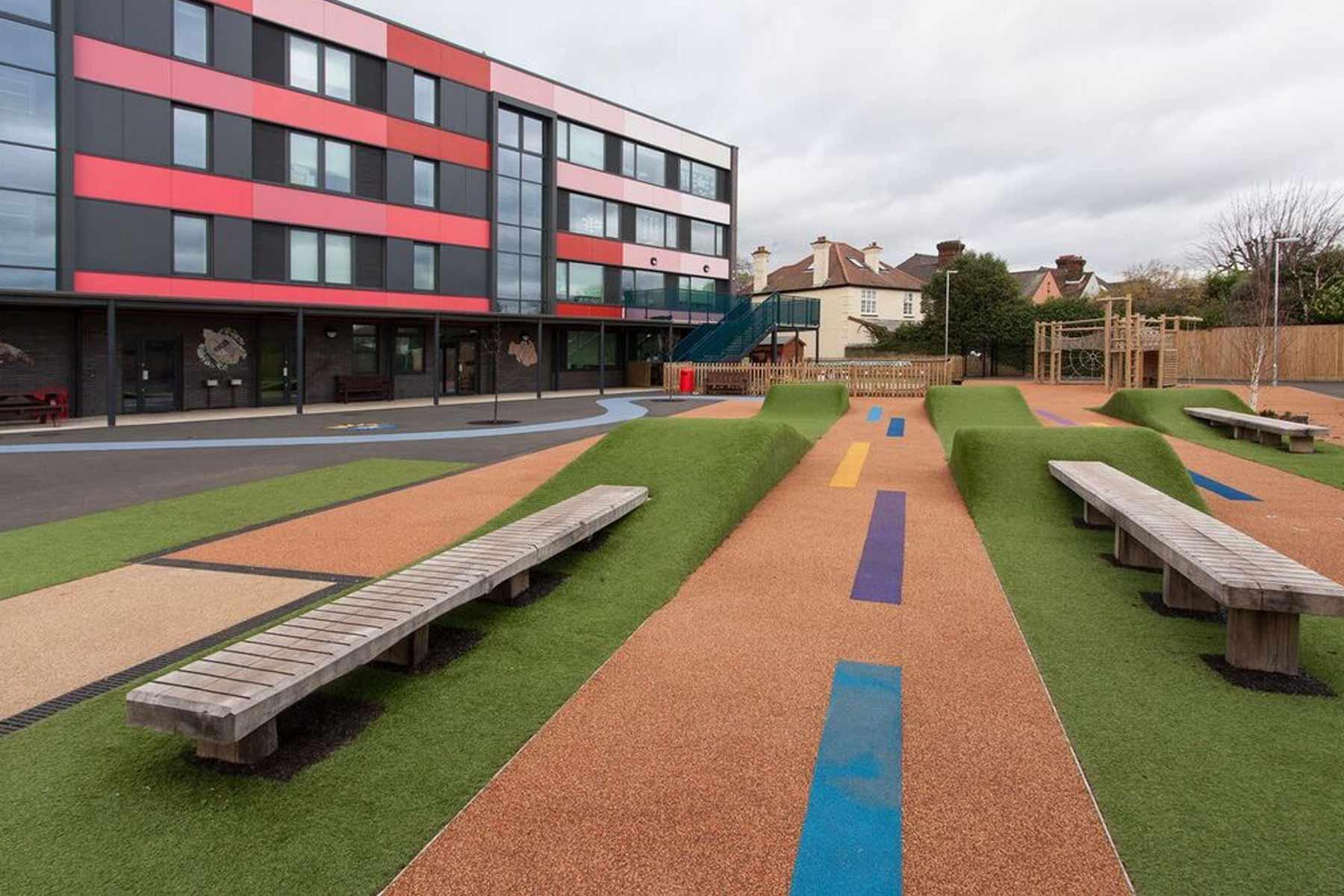Landscape Architect Schools Design London | Dunraven ...