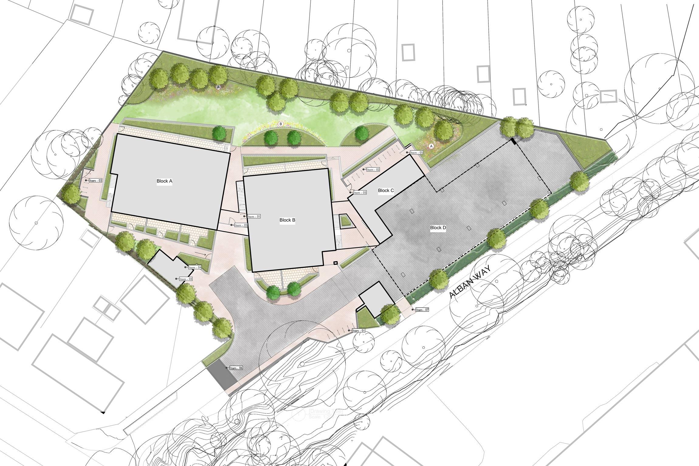 Burfield Close Planning